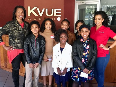Black Business Journal Kids Press Corps - TV Interview Training