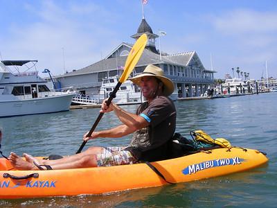Friday's Kayak Adventure