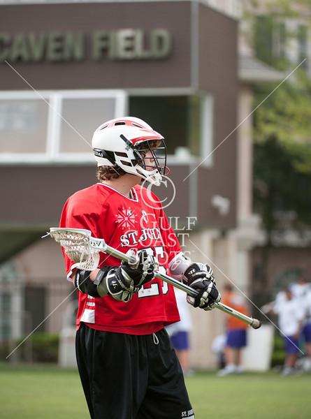 2011-03-26 Lacrosse 8th Boys Westlake @ St. John's