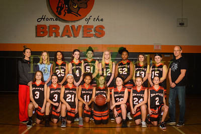 Clark MS Girls Basketball