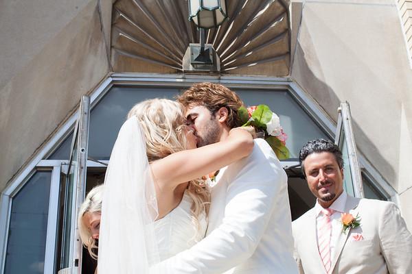 Robert + Kelly Wedding Day