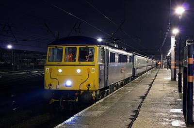 Rails around Doncaster
