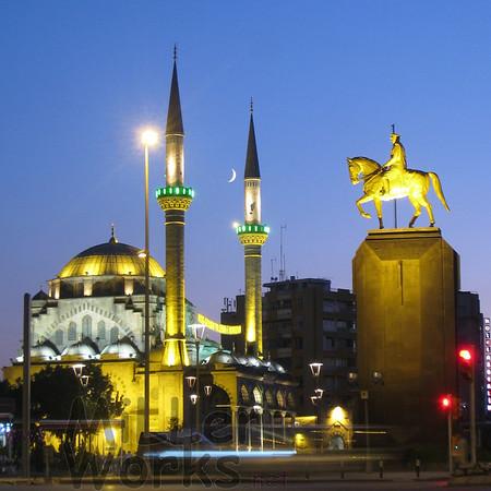 Buildings of Turkey