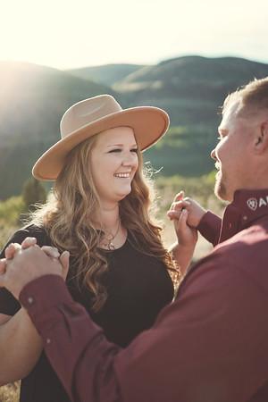 Leah + Aaron | Engagement