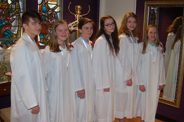 2016-05-01 New Confirmands