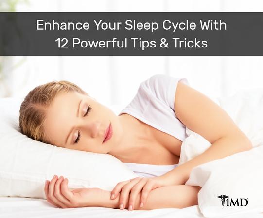 Good Sleep Health Tricks