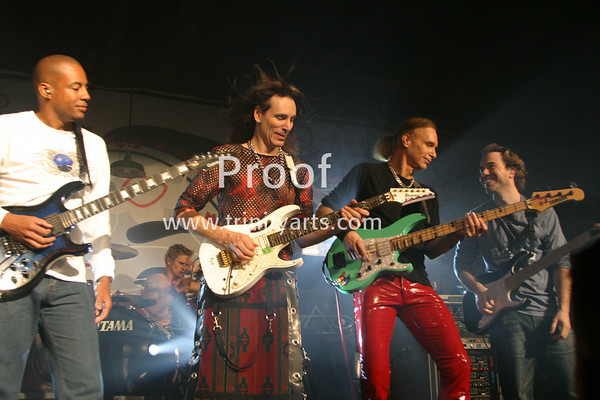 Steve Vai & Billy Sheehan- March 2005
