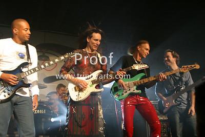 Steve Vai & Billy Sheehan- March 2005
