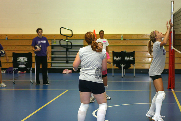 LADY HUBS VOLLEYBALL TRYOUTS