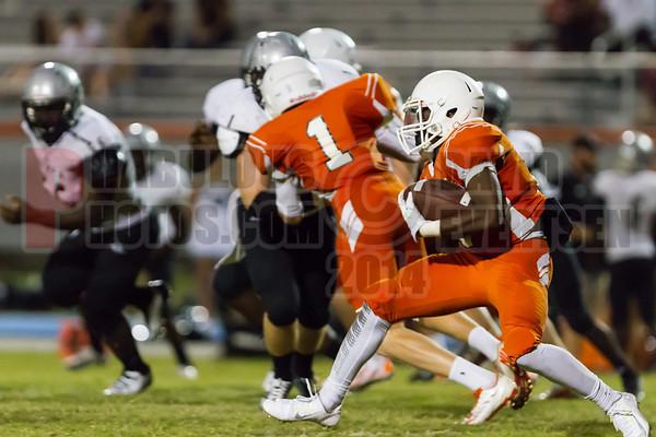 Boone Varsity Football #1 - 2014