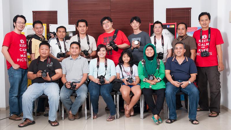 Kupas Tuntas Canon - Sabtu, 20 Juli 2013 pukul 13.00-17.30 WIB - Angkatan ke-25