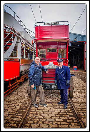 007 - Beamish Museum, Beamish, County Durham, UK - 2019.