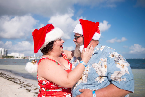 Shelly + Pat - The Santa Couple - Grand Oasis