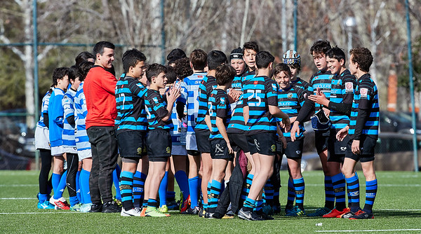 FRM - Sub 14 - Jornada 4 - 1ª División Grupo A - 2ª Fase - 03 Mar 2018