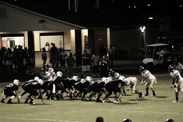 ST. CLOUD HIGH 2012 FOOTBALL