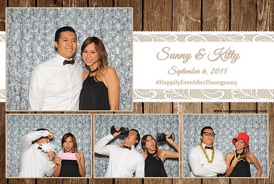 Sunny & Kitty Wedding - 09.06.15