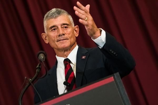 Robert Caslen, New USC President