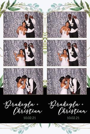 2021-10-02 Brakeyla+Christian Wedding
