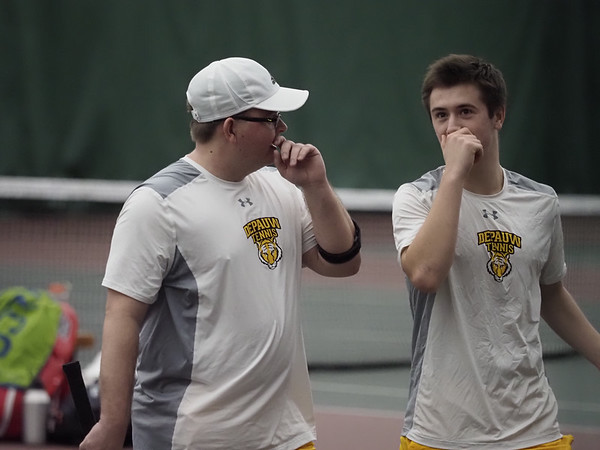 Men's Tennis vs Kenyon 2020