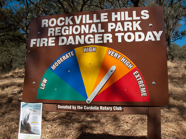 Rockville Hills Park, Sept. 2009