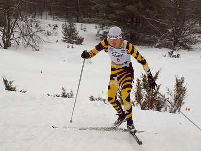 2014-02 Michigan High School cross country ski championships