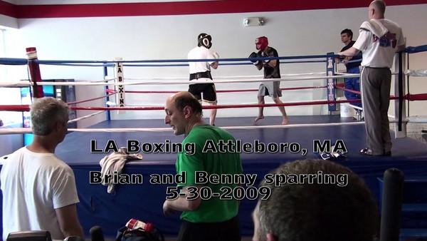 LA Boxing Videos