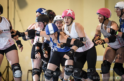 2017-05-06 Victorian Roller Derby v Arch Rival