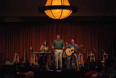 Praise & Worship 8/29/10