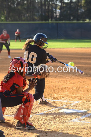 18-02-22 JV Softball vs. South Sumter