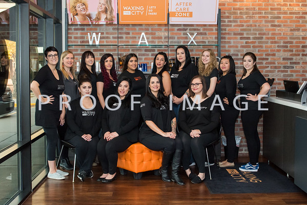 Waxing the City Lakewood - Headshots and Products