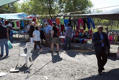 Loule - gypsy market