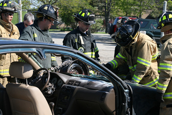 40 Hour Extrication Class