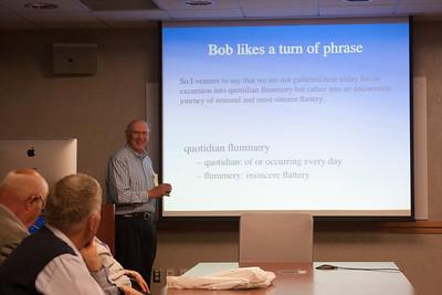 Bob Streitmatter Symposium 2014