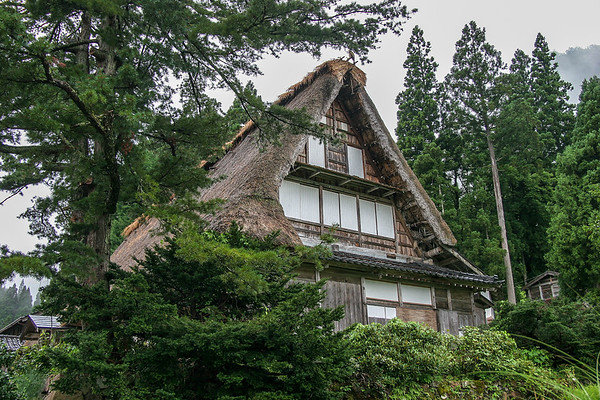 Japan Alps: Shirakawa-go and Ainokura