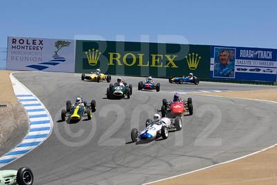 2012 RMMR Group 2B Sunday Rolex Monterey Motorsport Reunion