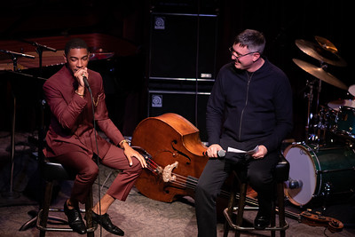 KNKX Presents The Christian Sands Trio at Dimitriou's Jazz Alley