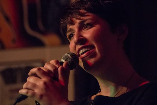 Emma Aboukasm - Last Soul-Jazz Sunday - Sept. 13, 2015