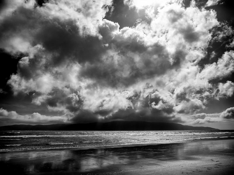 Kapiti in clouds