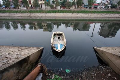 Hà Nội - Tô Lịch river