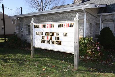 Pastor appreciation 2010