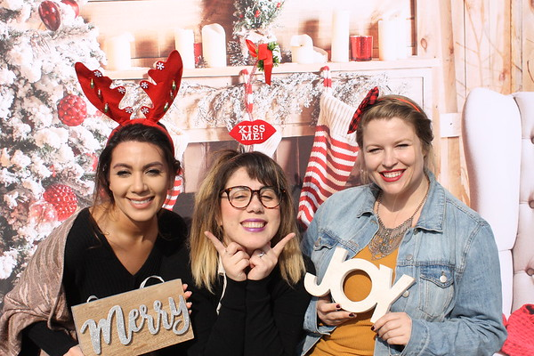 Sunset Gower Studios Holiday 2018