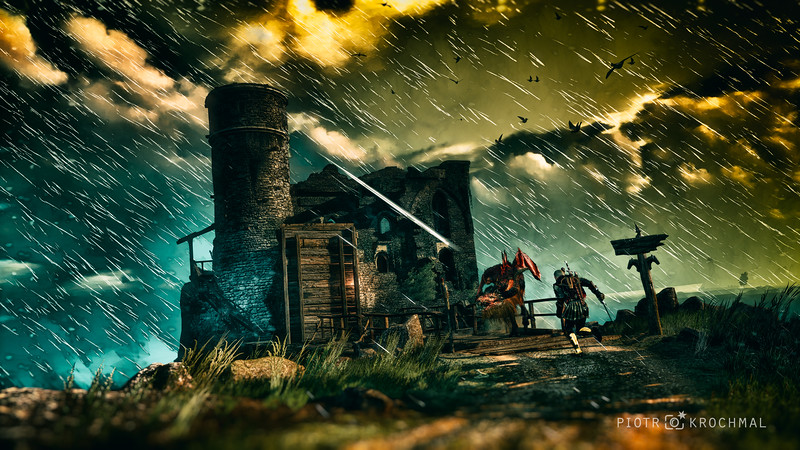 2020-01-13 Wyverne The Witcher 3 Super-Resolution 2020-HDR_1.jpg