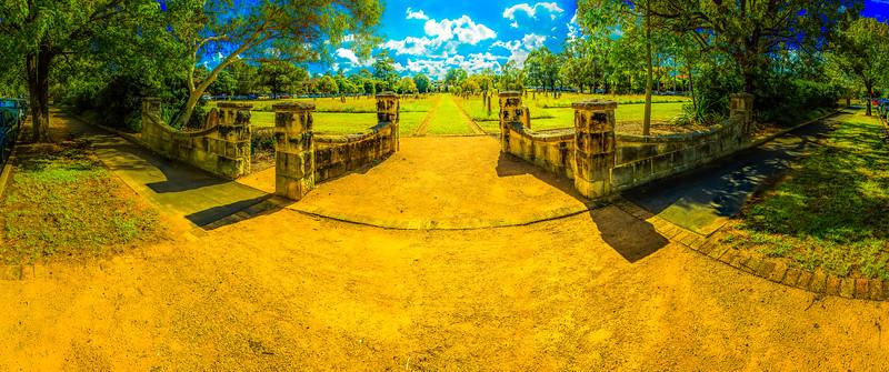 Parramatta : All Saints Cemetery
