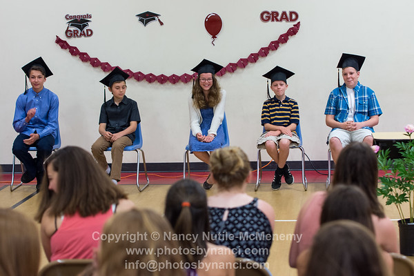 Albert Bridge School Grads 2017