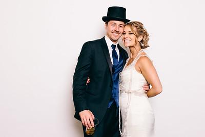 Stephanie & Justin, the photobooth