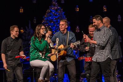 Mariners Christmas Eve 2014