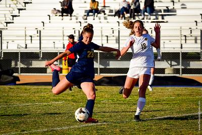 AGHS Girls Varsity Soccer vs SLO
