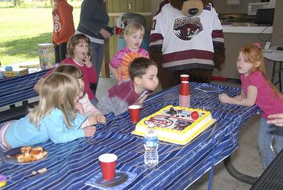 2011 Christopher's birthday