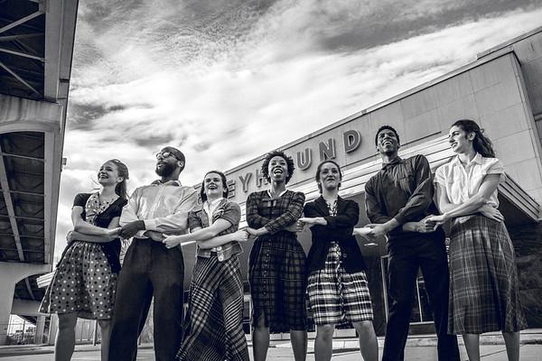Melange - La Resistance - Promo Shoots