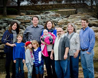 The Fecher Family